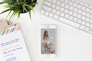 iPhone mockup - desktop view (64)