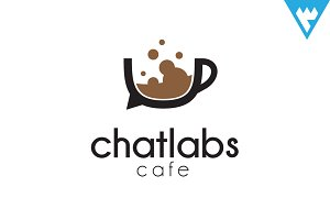 ChatLabs Cafe Logo