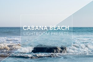 Cabana Beach | Lightroom Presets