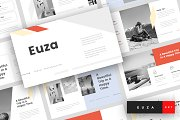 Euza - Travel PowerPoint