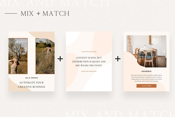 Mulberry Ebook | CANVA in Magazine Templates - product preview 5