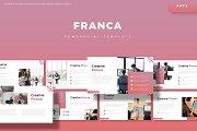 Franca - Powerpoint Template