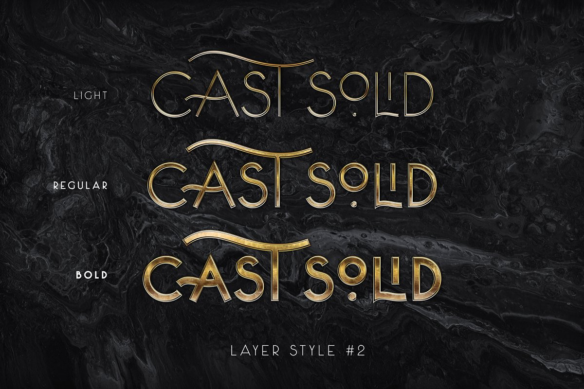 Saxo Grammaticus Font + Extras in Sans-Serif Fonts - product preview 22