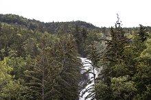 Waterfall, Skagway, Alaska