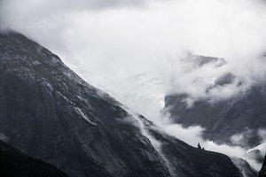 Mist on the Mountain Top