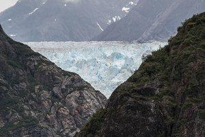 Glacier, Fjord, Icebergs, Alaska