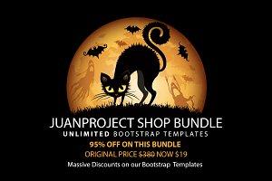 Juanproject Shop Bundle