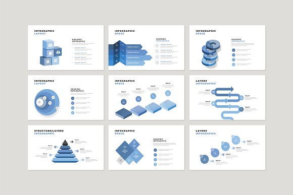 Enter Minimalist PowerPoint Template in PowerPoint Templates - product preview 14