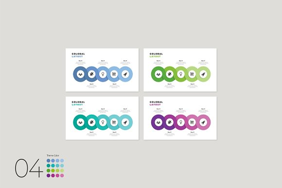 Enter Minimalist PowerPoint Template in PowerPoint Templates - product preview 19