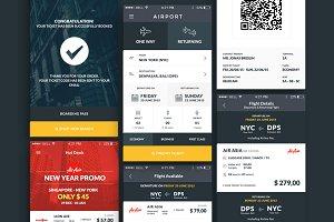Airport iOS UI Kit