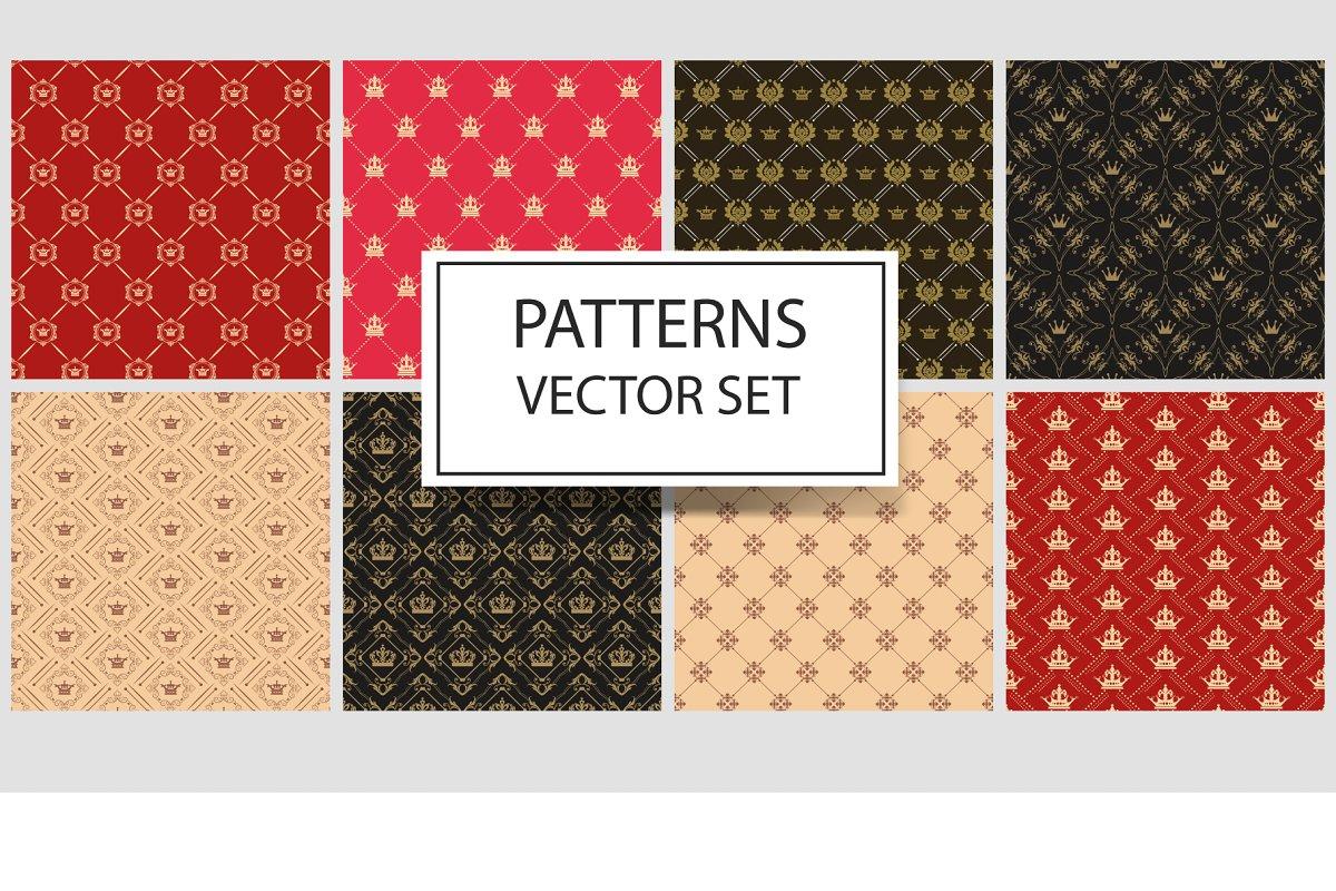 Seamless Pattern | Set | 2