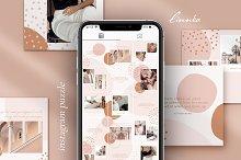 Linnéa Instagram puzzle   CANVA