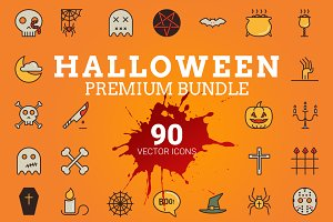 Halloween Premium Bundle