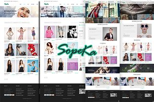 Sopeka - e-commerce Theme