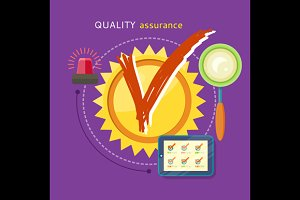 Quality Assured Concept