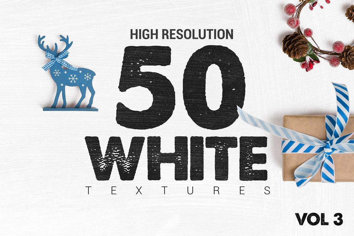Bundle White Textures Vol3 x50