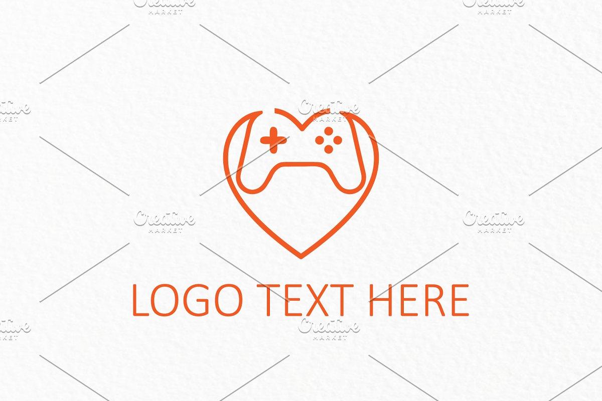Love Gamer Logo