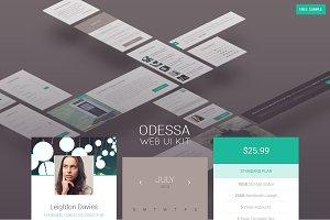 Odessa Web UI Kit