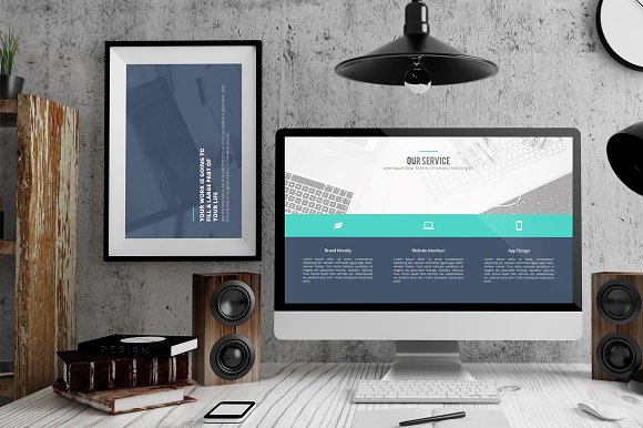 Rempah PowerPoint Template