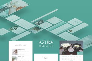 Azura Web UI Kit