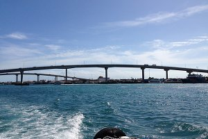 Bridge to Paradise Island