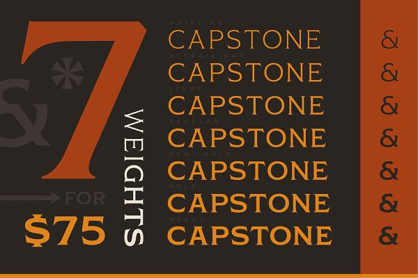 Capstone (66% Off!)