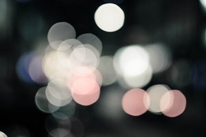 Late Night Bokeh