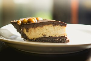 Peanut Butter & Chocolate Pie