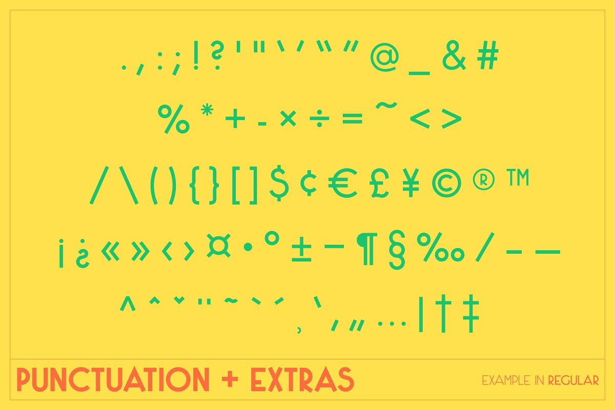Saxo Grammaticus Font + Extras in Sans-Serif Fonts - product preview 5