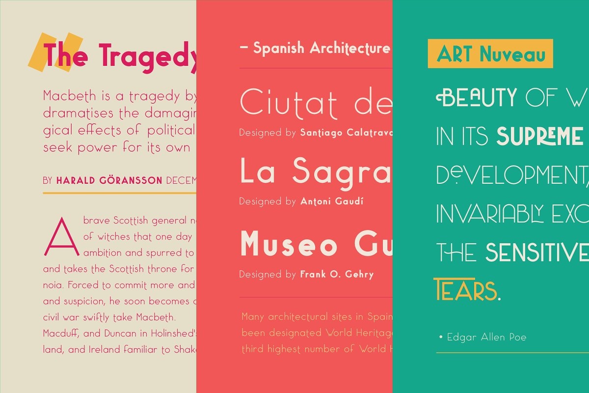 Saxo Grammaticus Font + Extras in Sans-Serif Fonts - product preview 6