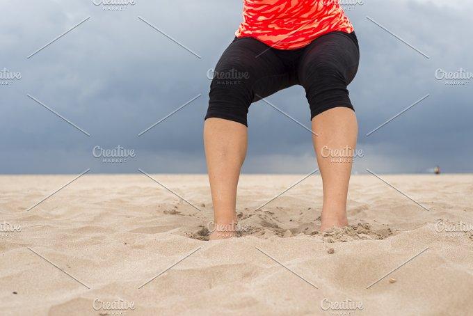 Feet of a sporty Woman.jpg - Sports