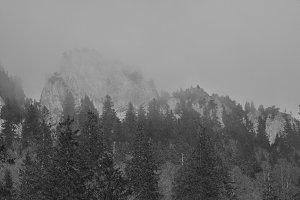 Montagne Aiguille de Baulmes