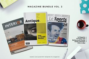 MGZ Bundle Vol. 2