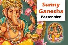 Lord  God Ganesha