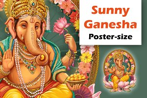 Lord  God Ganesha