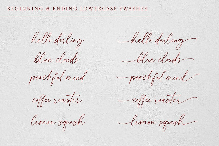 Segatha | Casual Handwritten Font in Script Fonts - product preview 7