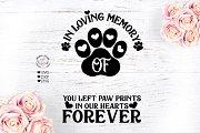 In Loving Memory Of - Pet Memorial C