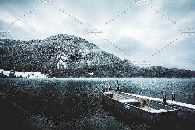 At the lake - Photos