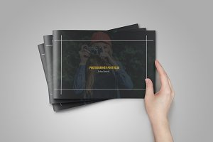 Photograhper Brochure/ Catalog