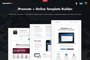 iPromote + Online Template Builder