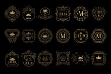 Elegant Monogram Design