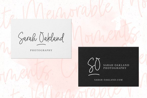 Marshmallow Handwritten Font in Handwriting Fonts - product preview 3