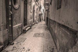 Streets of Syrakus