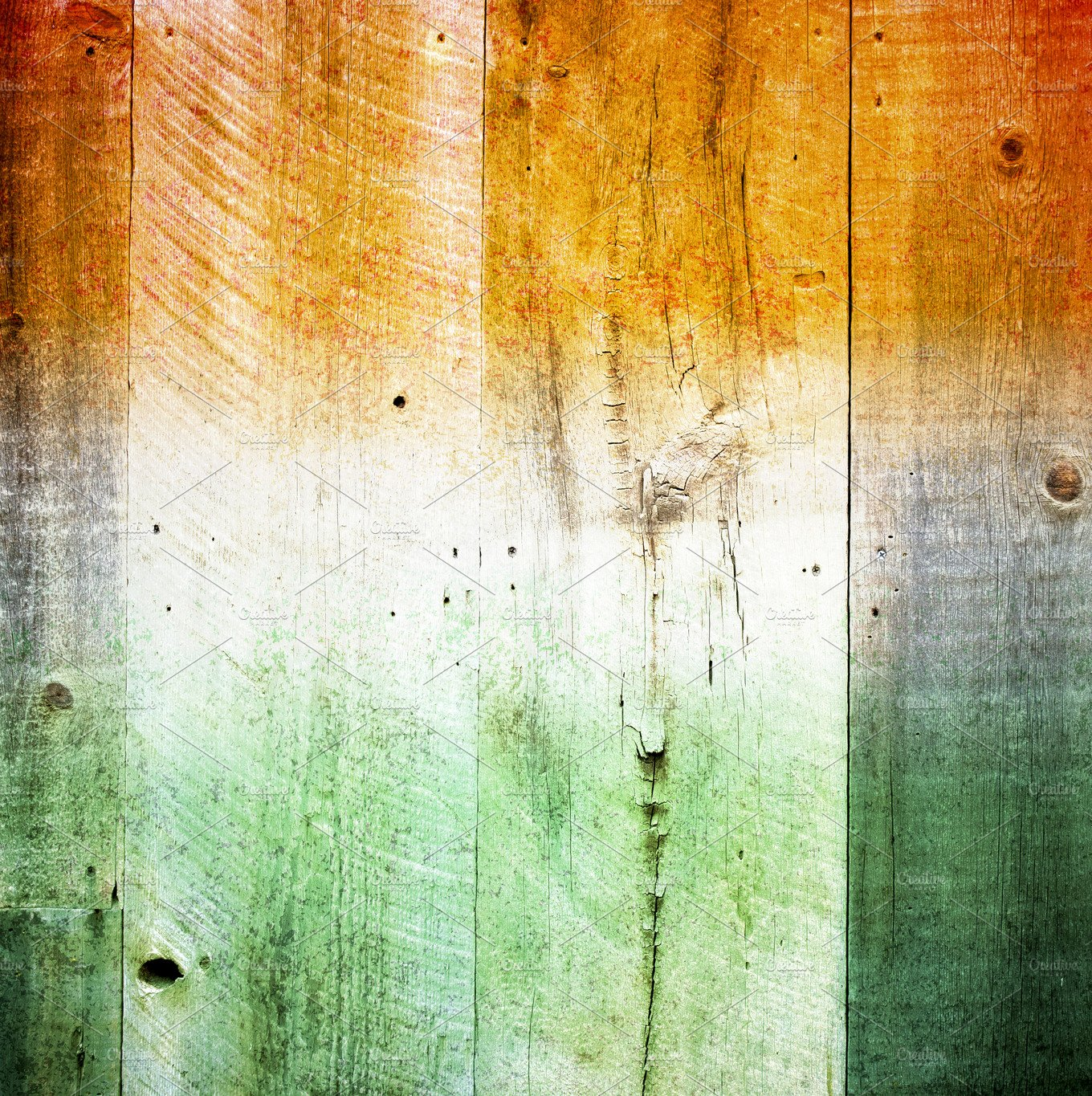 Color Hut Textures: Abstract Three Color Wooden Texture
