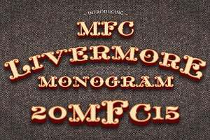 MFC Livermore Monogram