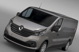 Renault Trafic Van L2H1 2015
