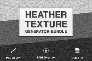 Heather Texture Bundle