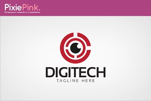 Digitech Logo Template