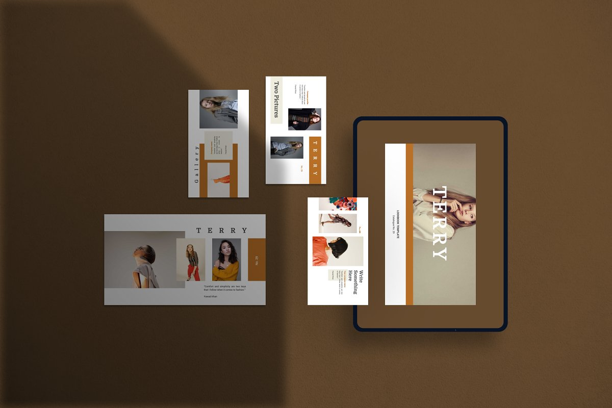 Terry Creative PowerPoint Template