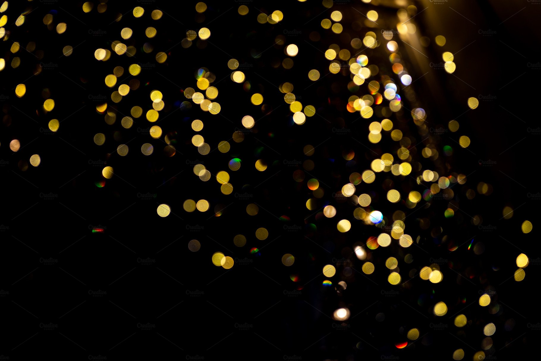 abstract bokeh made from xmas lights high quality abstract stock photos creative market abstract bokeh made from xmas lights